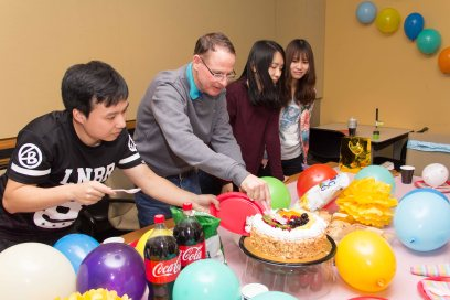 Dr. Schanze's 60th Birthday Party