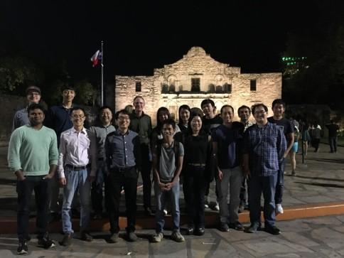 Trip to Downtown San Antonio