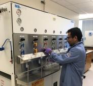 Raj using the SPS